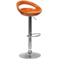 Барный стул N-6 Disco оранжевый