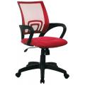 Кресло 8018-MSC Красный