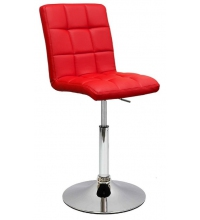 Полубарный стул BARNEO N-48 Kruger для столешниц 75-95см
