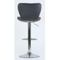 Барный стул Barneo N-30 First серый сзади