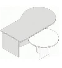 Приставка к столу Л.БР-14