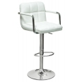 Барный стул BARNEO N-69 белый