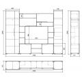 Гостиная Атлантида 11 (Стиль)(Маг) схема