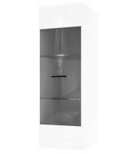 Шкаф навесной (со стеклом) Соло (SV)