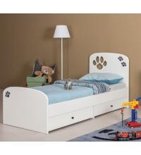 Кровать Томас 11.26 (80х190) (mobi)