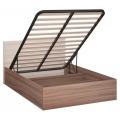 Кровать (Спальня Лестер) (140х200) Основание с подъемным механизмом