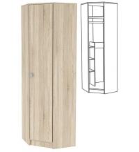 Шкаф угловой Глория 2 107 (mobi)