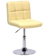 Полубарный стул BARNEO N-47 Twofol для столешниц 75-95см