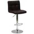 Барный стул BARNEO N-47 Twofol темно-коричневый