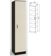 Шкаф ШКР450.1(Ронда)