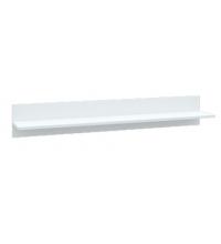 Полка АПЛ1150.1 (Асти белый глянец (ДСВ))