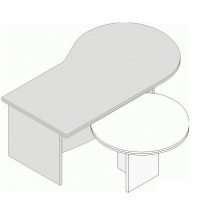 Приставка к столу Л.Б-11