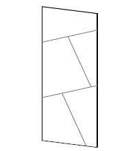Зеркало Степ 1 (SV)