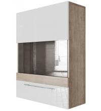 Шкаф навесной (гориз. 700) Ницца (SV)
