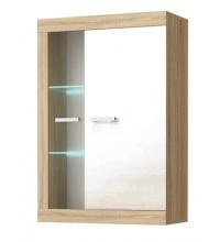 Шкаф-витрина навесная Соната ВНС-800