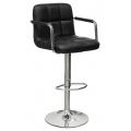 Барный стул BARNEO N-69 черный