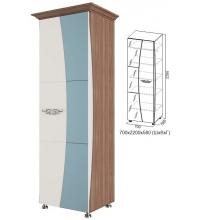 Шкаф 2х.ств.+багет (спальня Лагуна 7)