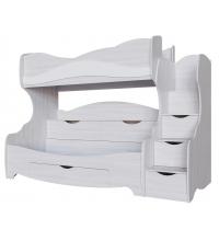 Кровать 2-х ярусная (Акварель 1)