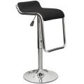 Барный стул N-41 Lem черный