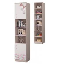 Шкаф для книг с 2-мя дв. (детская Адель)