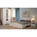 Кровать Виола-2 (160х200) в интерьере