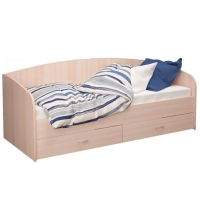 Кровать-кушетка Соло-Софа 1 с ящиками (80х200)