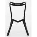 Барный стул BARNEO N-228 черный спереди