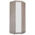 Шкаф угловой МД5З Ясень шимо светлый (МВ5З)