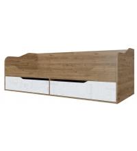 Кровать-диван с ящиками (Детская Гарвард) (90х200)