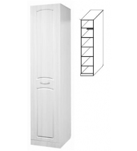 Шкаф пенал Ева-10 (Мар-М)