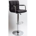 Барный стул BN1013 темно коричневый