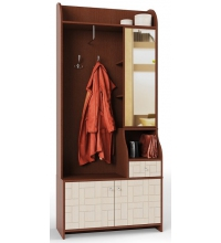 Прихожая 8 Шкаф комбинированный (Восток)