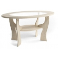 Журнальный столик №4 (SV) Сосна карелия