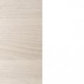 Ясень шимо светлый/Белый (МВ9)