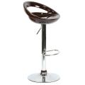 Барный стул N-6 Disco темно коричневый