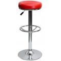 Барный стул BARNEO N-128 Camp красный