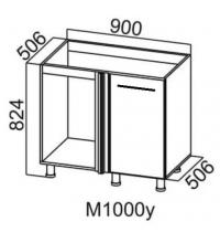 Стол М1000у угловой под мойку