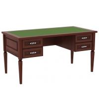 Письменный стол Юта-65-41 (вставка - сукно)
