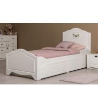 Кровать Роуз 11.27 (90х200) (mobi)