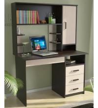 Письменный стол Сп-3 + Надстройка ПКС ЛИК-5 (Маг)