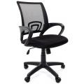 Кресло 8018-MSC Черный