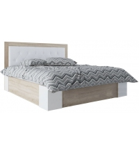 Кровать (Спальня Лагуна 6) (180х200)