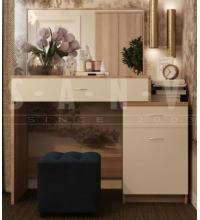 Стол туалетный с зерк. СМС1100.1 (Софи), stol-tualetnyj-s-zerk-sms11001-sofi