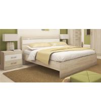 Кровать Н19в (Ника) (140х200)