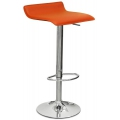 Барный стул N-38H Latino оранжевый