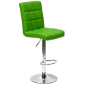 Барный стул N-48H Kruger зеленый