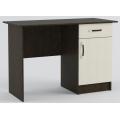 Письменный стол СТР1100.1 (Ронда) венге/дуб белфорт