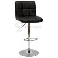 Барный стул BARNEO N-47 Twofol черный