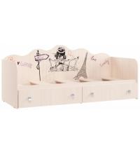 Кровать КР-24 Париж (Ваша)
