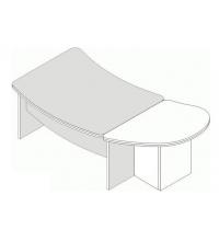 Приставка к столу Л.РП1-11